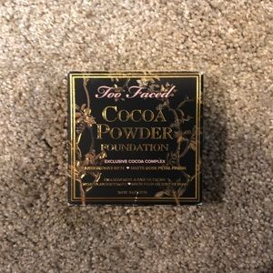 Too Faced Foundation Powder Never Used!